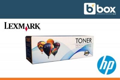 Cartuchos alternativos Lexmark y Hp