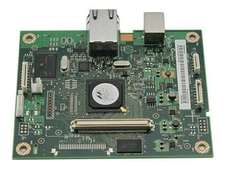 Placa Lógica - Formatter Board / Placa Usb Hp Laserjet 1010, 1012, 1018 - (cb410-8001) - Fmt-h2m