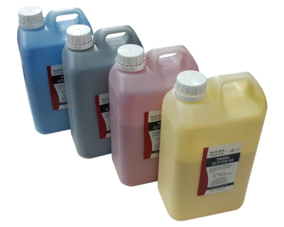 Carga Toner Polvo Compatible Para Ser Usado En P/ Brother Color Universal - (amarillo) - Botella X 1kg