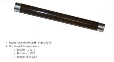 Separation Compatible Pad P/ Hp 1160, 1320, 2420, M2727, P2014, P2015, P3005, M3027, M3035 - Tray-2 - (rm1-1298-pad)