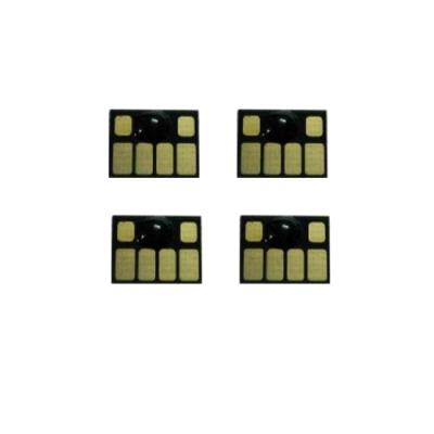 Chip Compatible P/ Hp 10 - Cyan - Ink Jet Designjet 2000c, Cn,  2200,  2250tn, 2500c/cm, 3000 - (c4841a)