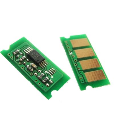 Chip Compatible P/ Ricoh Aficio Sp C252dn, Aficio Sp C252sf (407718) - Magenta - (6k)