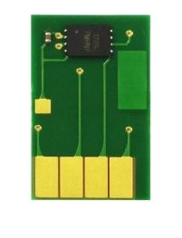 Chip Compatible P/ Hp 974 Xl - Amarillo - Ink Jet Pagewide Pro 552dw, Mfp 577, P55250, P57750 - (l0s05al)