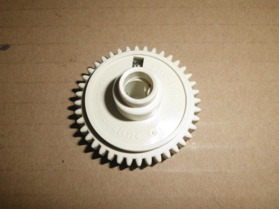 Gear Lower Pressure Roller (37t) P/ Hp 1010, 1020, 3020, 3050, Canon Imageclass D420 - (ru5-0523-000)